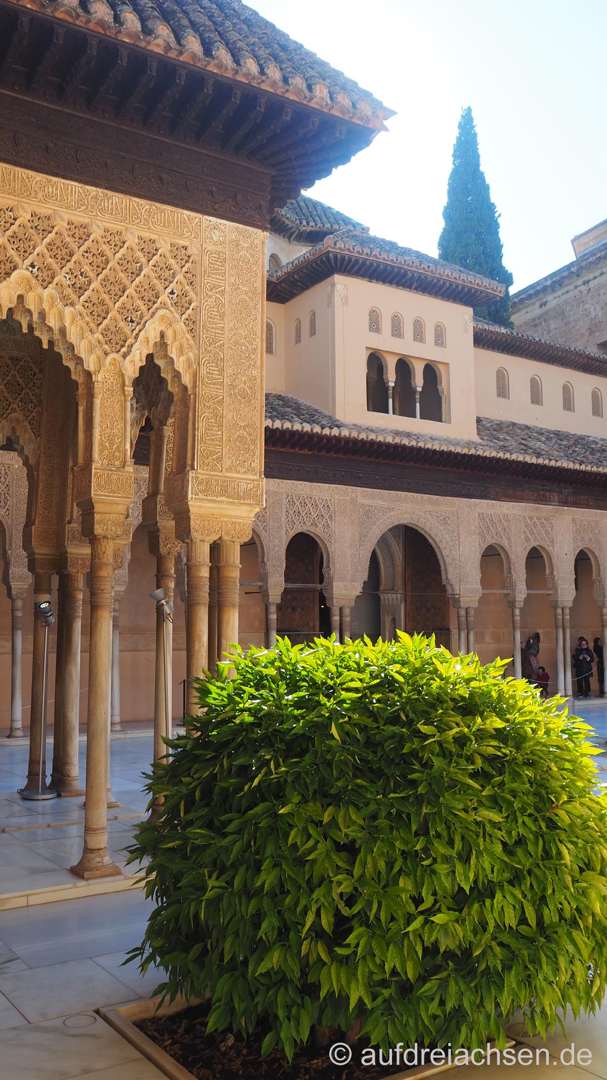 palast karl v alhambra